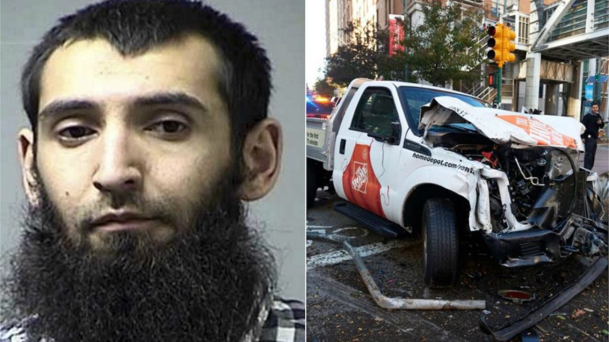 New York City's Deadliest Terror Attack Suspect To Plead Guilty
