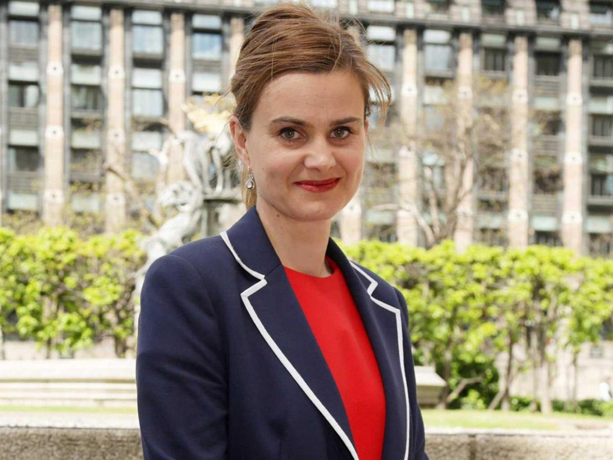 Minister For Loneliness Appointed In Memory Of Murdered MP Jo Cox