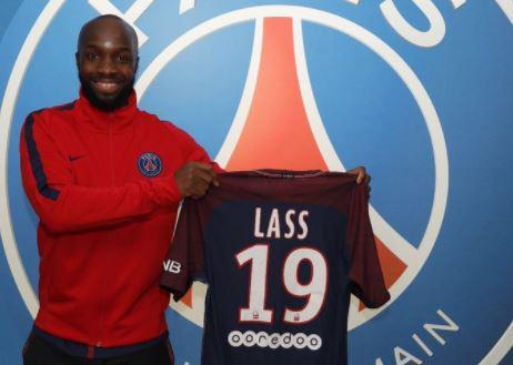 Lassana Diarra joins Paris Saint-Germain