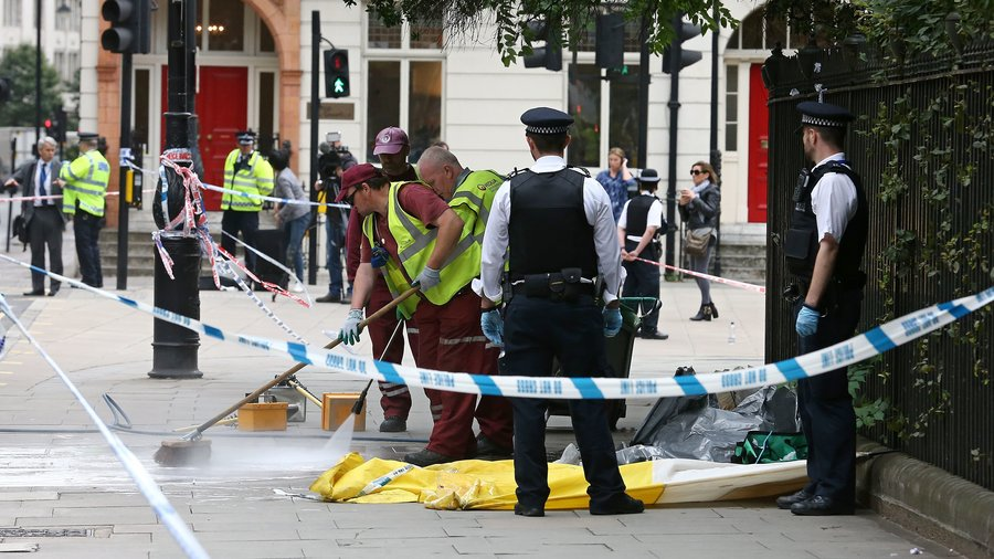 Four People Stabbed To Death In London ON New Year's Eve