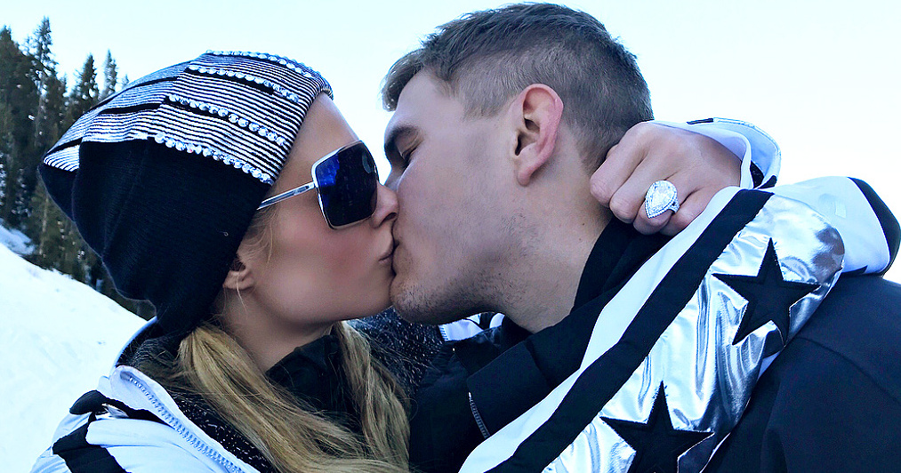 Paris Hiltons Is Engaged To Chris Zylka, Ring Cost $2Million