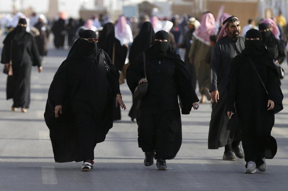 Women In Saudi Arabia Allowed To Attend Football Matches For The First Time