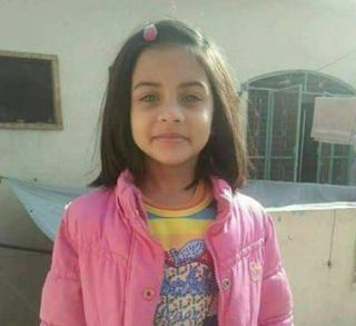 8 Year-Old Raped, Murdered In Pakistan