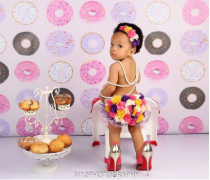 Photos Of Adaeze Yobo's Family As She Shares Testimony Of How Her Daughter Was Born