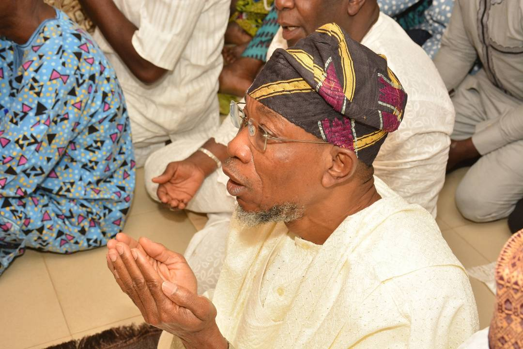 Aregbesola Commiserates With Kwara Over Robbery Incident