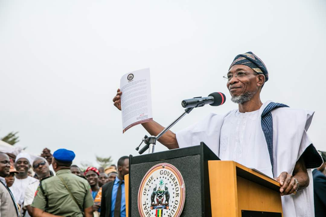 We Adopt Parliamentary System To Deepen Democracy – ‎Aregbesola