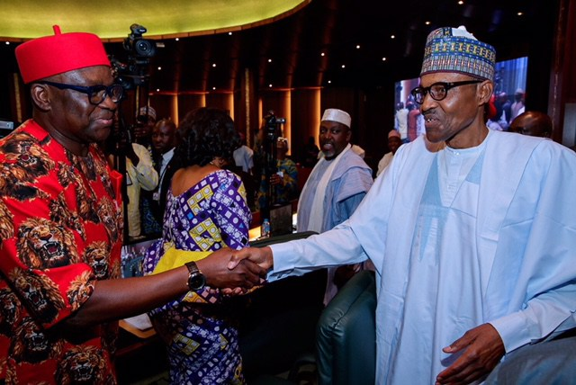 Buhari to meet Obasanjo, Jonathan, Babangida, others today