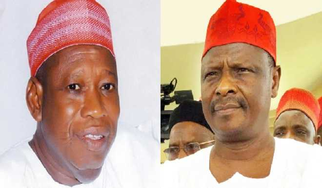 Senate Intervenes In Kwankwaso And Ganduje Feud