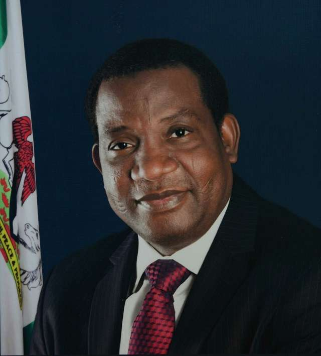 Plateau State Governor Dissolves All Members Of His Cabinet