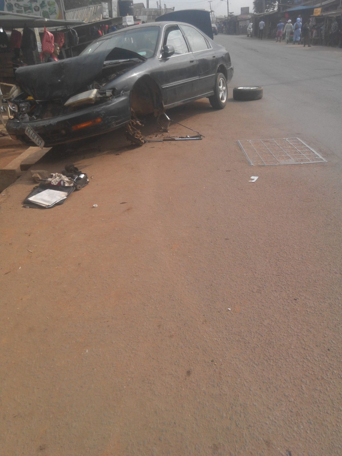 7 Escape Death In Ife Car Accident