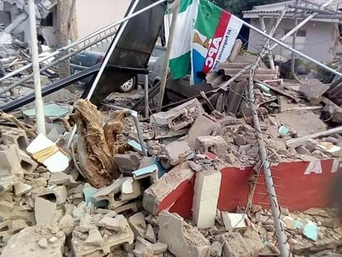 Kaduna Govt. Reveals Why It Demolished Factional APC Building