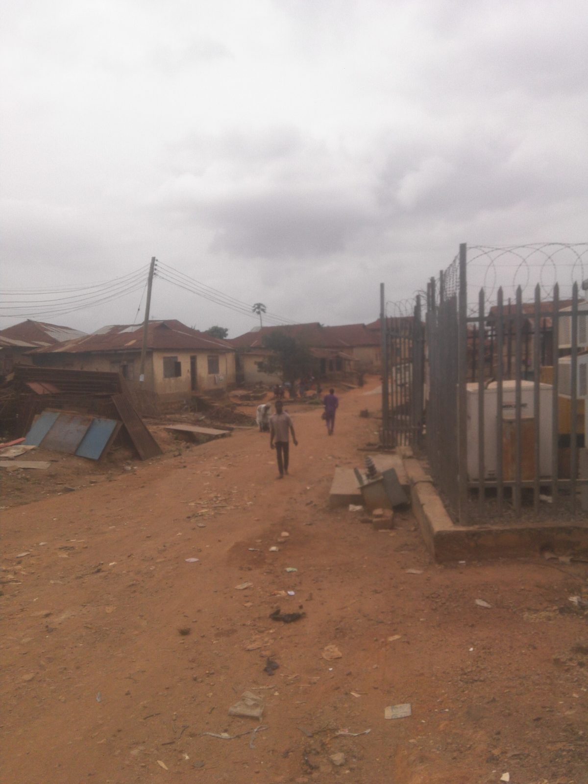 Modakeke Community Cries Out Over Incessant Stealing Of Transformer Cables