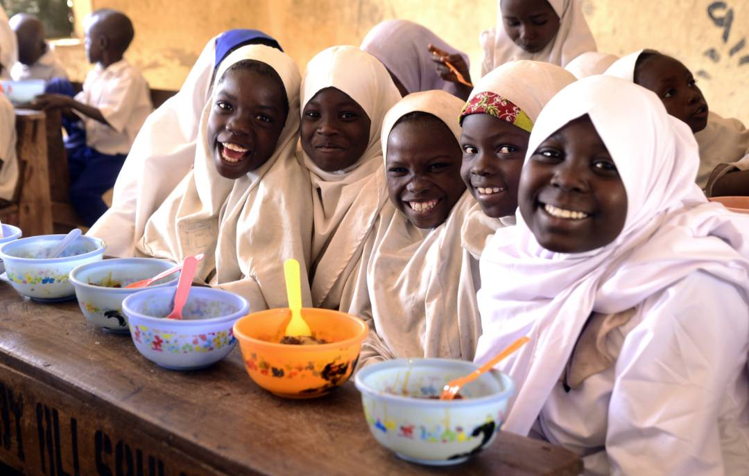 250,000 Osun Pupils Eat 427.5m Plates Of Free Meals Worth N21bn