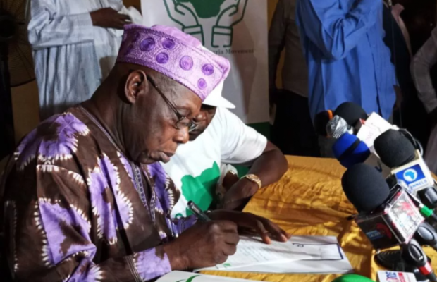 Coalition For Nigeria: This Movement Will Defeat APC, PDP In 2019 —- Obasanjo [Full Statement]