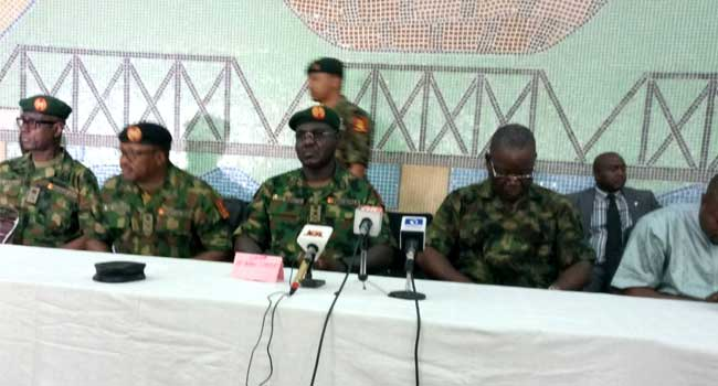 Military Starts Operation Cat Race Exercise In Benue