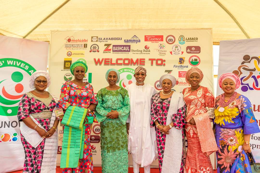 PHOTONEWS: Dolapo Osinbajo Attends Osun Officials' Wives Association Conference