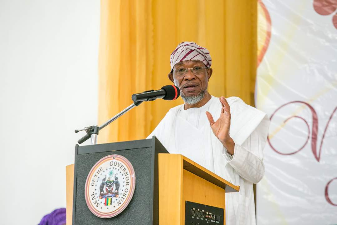Osun Govt Empowers Youths In Tailoring