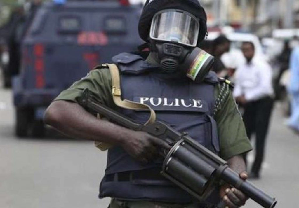 3,665 Senior Police Officers Promoted