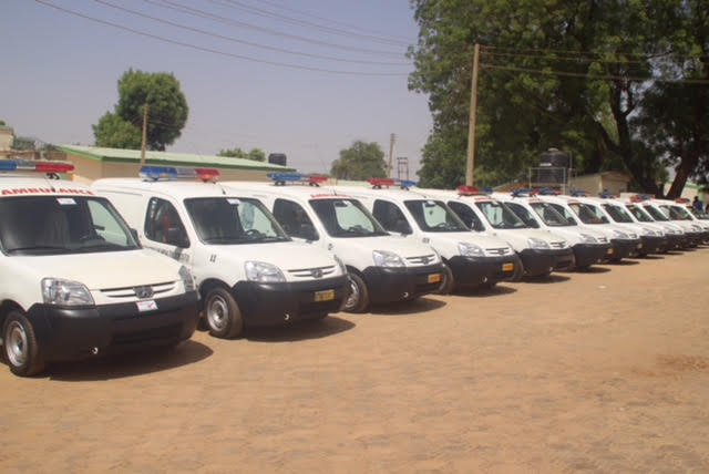 Sokoto Introduces Ambulance Services With 300 Vehicles