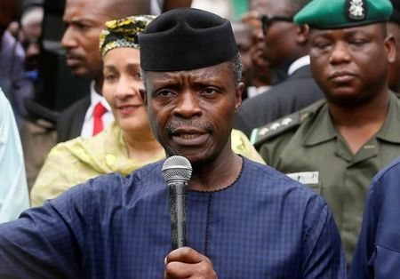 Osinbajo Launches N4.1bn Beverage Plant, Seeks Foreign Investments