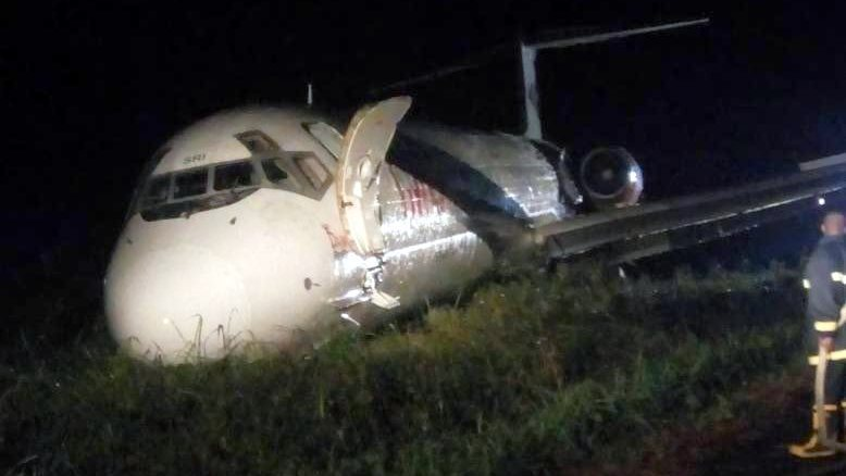 Dana Plane Destroyed Navigational Equipment At PH Airport – FG