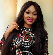 Epic Throwback Picture Of Mercy Aigbe Leaves Fans In Shock