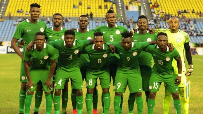 ‎Home Eagles To Be Hosted By The President In Abuja