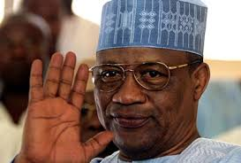 PDP Pays Visit To Founding Father,  IBB