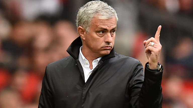 Champions League Pain Not Strange Insists Mourinho