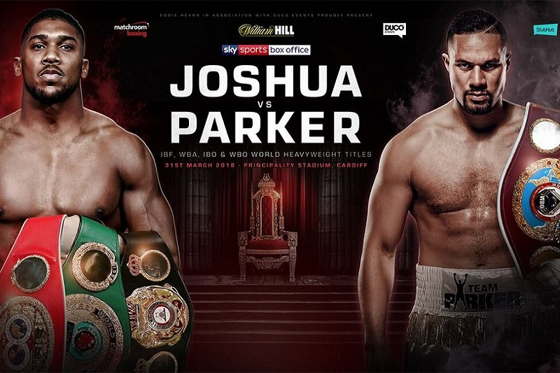 My fight With Parker Will Make History And Set Records – Joshua
