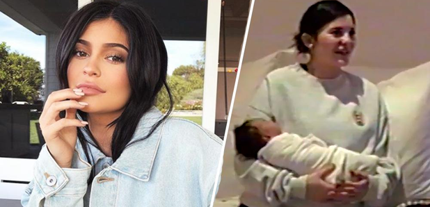 Kylie Jenner Names Newborn, First Baby Picture Gets Highest Likes In The History Of IG
