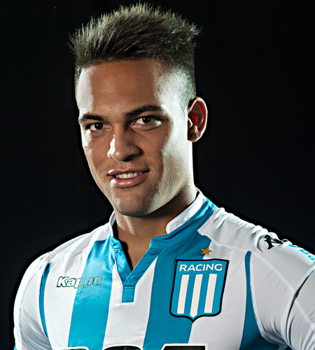 Lautaro Martinez Prepares For Inter Move