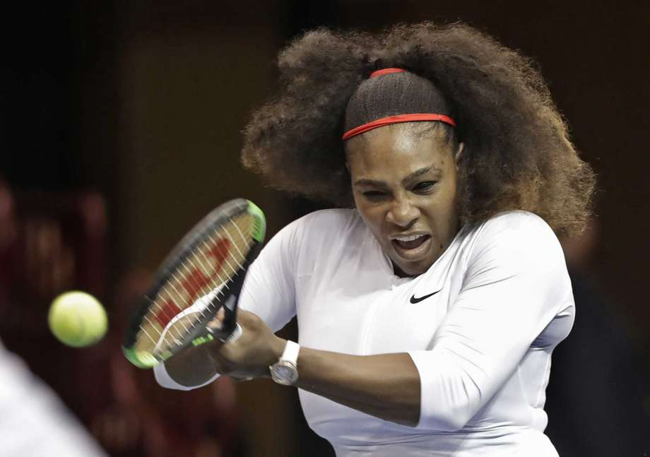 Serena Williams Returns To Action