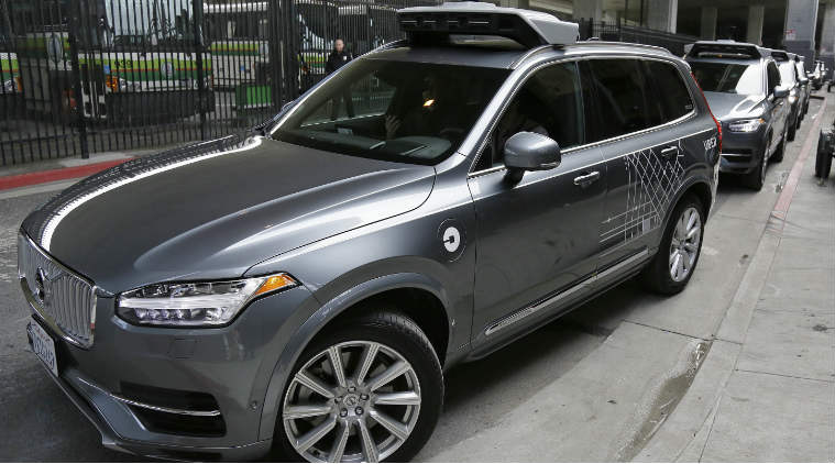 Uber Boss Maintains Stand At Driverless Trial