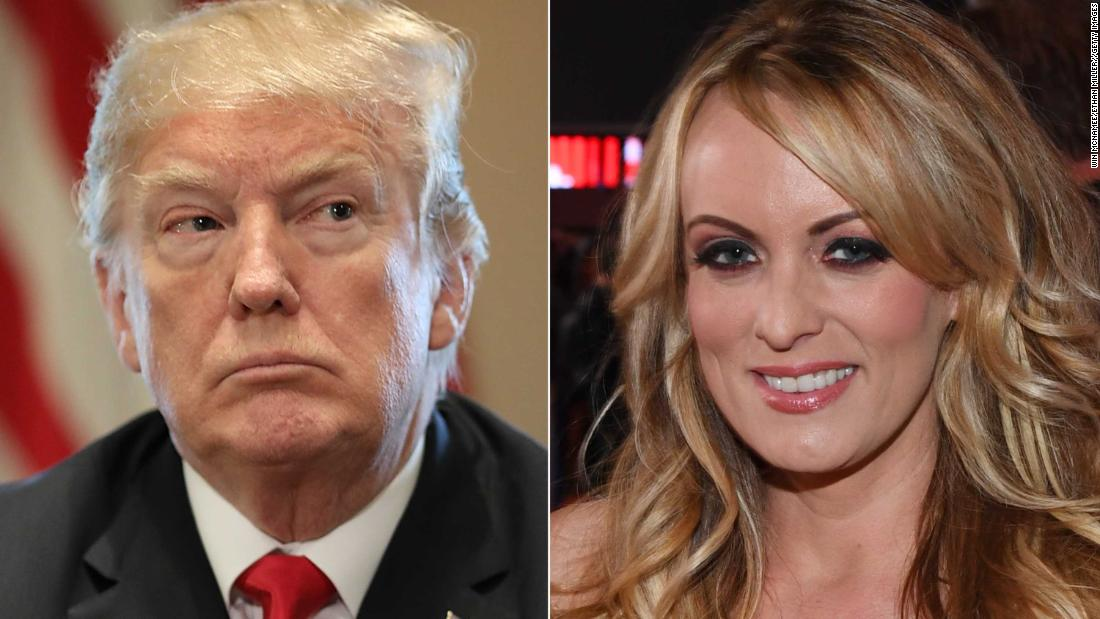 Donald Trump's Stormy Daniels Arrested Ohio