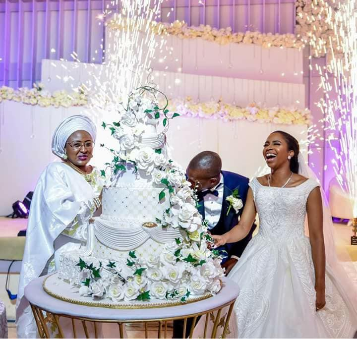 More Pictures From Damilola Osinbajo's Wedding