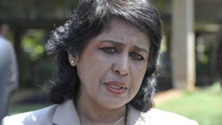 Africa's Only Female President, Ameenah Gurib-Fakim, Resigns