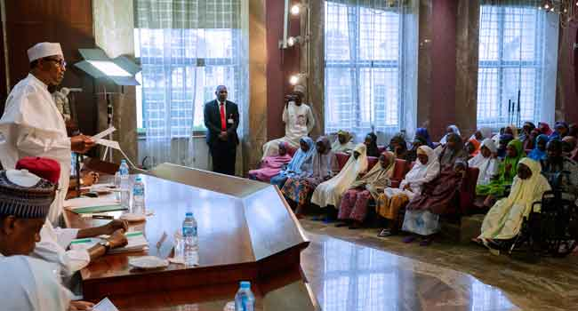 FG Ready To Rehabilitate Repentant Boko Haram Members – Buhari