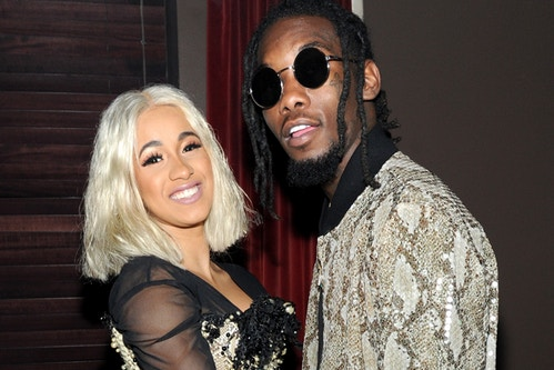 Cardi B Reveals She Has Nothing To Lose Getting Pregnant At The Peak Of Her Career