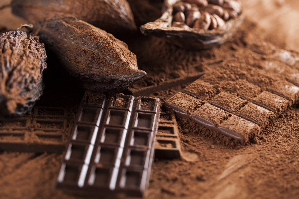 Home-Made Chocolate From Osun State