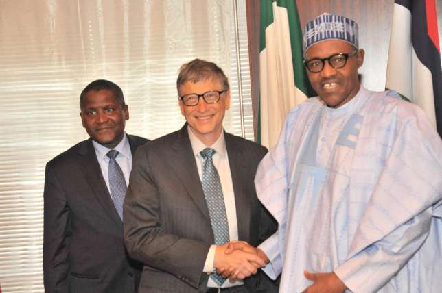 See Bill Gates Full Speech At Expanded National Economic Council Meeting