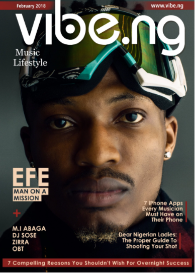 BBN's Efe Increases His Pride Game, Saying Haters Shouldn't Buy His Music