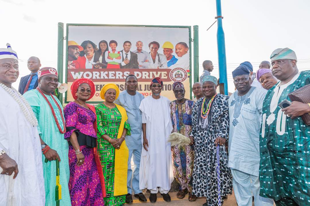 Osun Govt Says UNESCO Did Not Fund Workers Drive Road Project