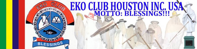 Eko Club, USA Celebrates 20 Years Of Giving Back To The Society