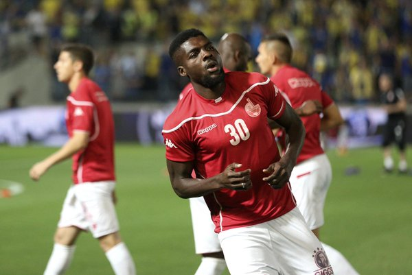 Ogu Delighted With Winning Goal For Hapoel In Play-off Victory Over Bnei Yehuda