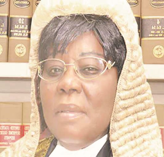 Justice Ogunbiyi: From Village Girl To Supreme Court Justice