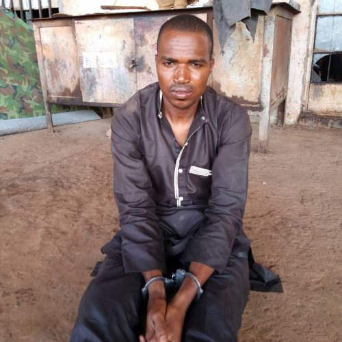 Nigerian Troops Capture Gunrunner In Southern Kaduna