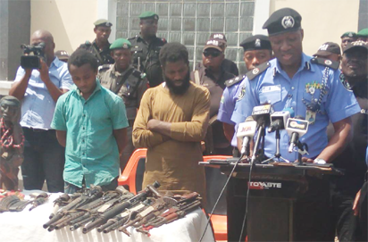 FLASH: Jailbreak In Kogi As 2 Suspects Involved In Melaye's Case Disappear