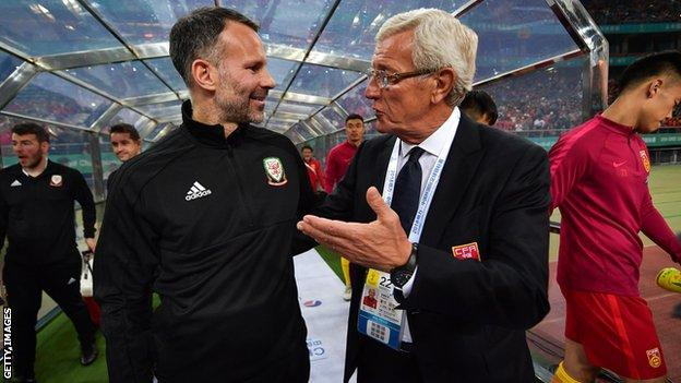 Wales: Bale Hits Hat Trick In Giggs First Game In Charge