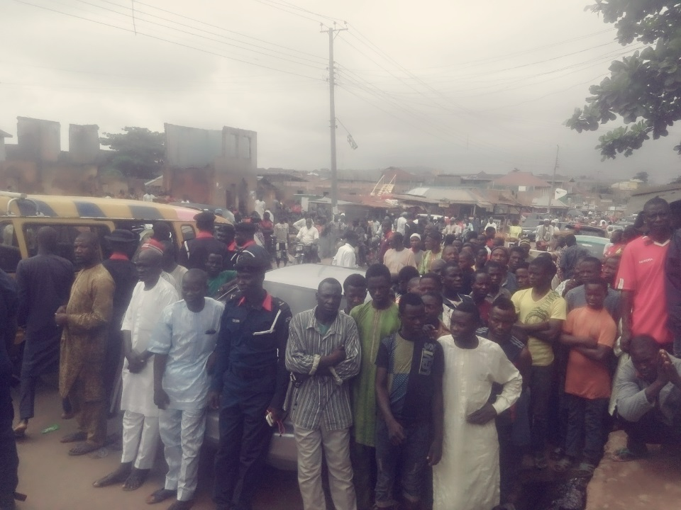 The Hausas And Sabo Market In Ile Ife